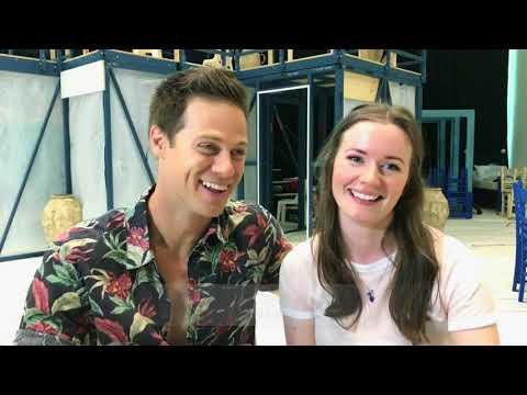 Mamma Mia! Australia - We chat to Sarah Morrison & Stephen Mahy