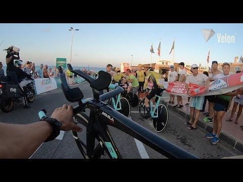 Vuelta a España 2019: The decisive moment in Jumbo-Visma's TTT