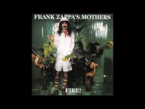 Zappa Mothers Montreux Casino Fire Smoke On The Water
