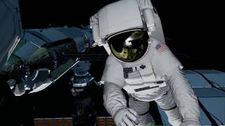 BBC Home - A VR Spacewalk ¦ TWITCHING From SPACE ¦ Oculus Rift