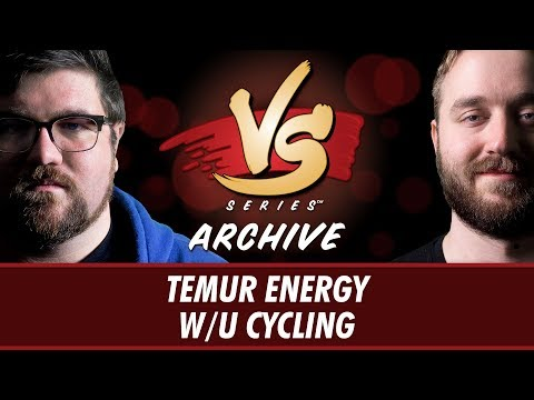 11/27/17 - Brad vs. Ross: Temur Energy vs. W/U Cycling [Standard]