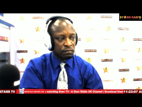 Democratic Republic of Congo in Focus - Special Guest: Francine Mukwaya - Human Rights Activist