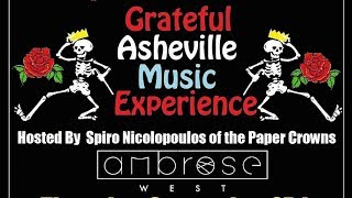 Grateful Asheville Music Experience @ Ambrose West 9-27-2018