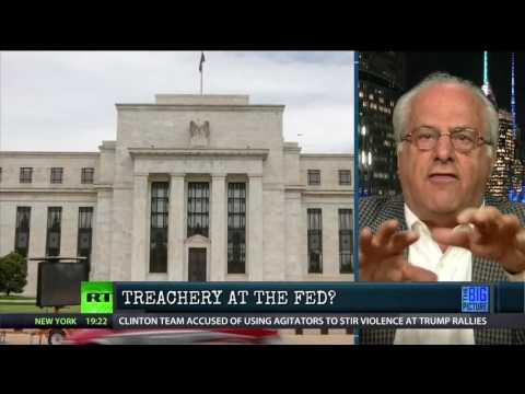 Dr. Richard Wolf - Treachery At The Fed?
