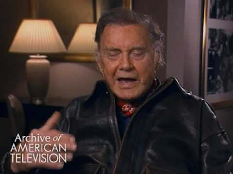 Cliff Robertson on when he got into acting - EMMYTVLEGENDS.ORG