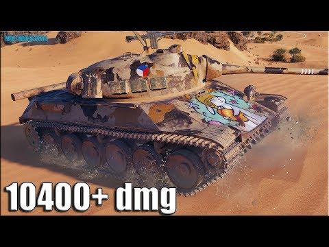 Скилловик на TVP T 50/51 ✅ World of Tanks лучший бой