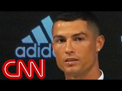 Cristiano Ronaldo: Juventus another challenge for me