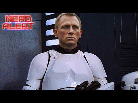 8 Celebrities Hiding in Star Wars Episode VII: The Force Awakens