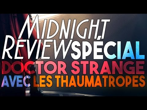 La vignette de la critique vidéo DOCTOR STRANGE - Midnight Review