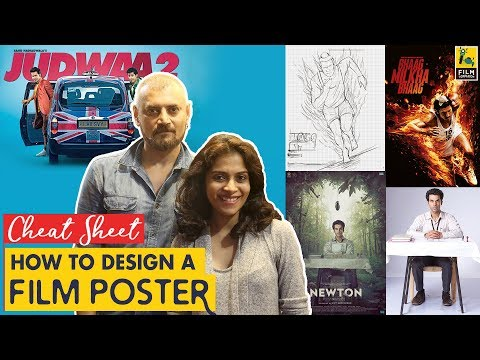 How To Design A Movie Poster | Marching Ants | Cheat Sheet