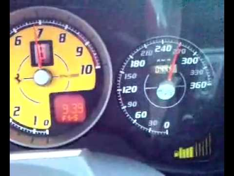 Ferrari F430 Scuderia Top Speed - YouTube