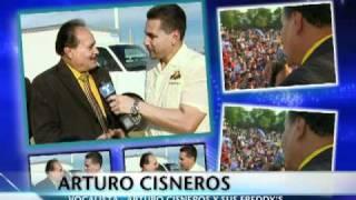 Los Freddy's de Arturo Cisneros - Romant...