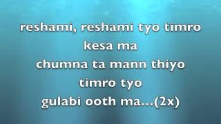Yo Dil Mero - The Edge Band (KARAOKE)