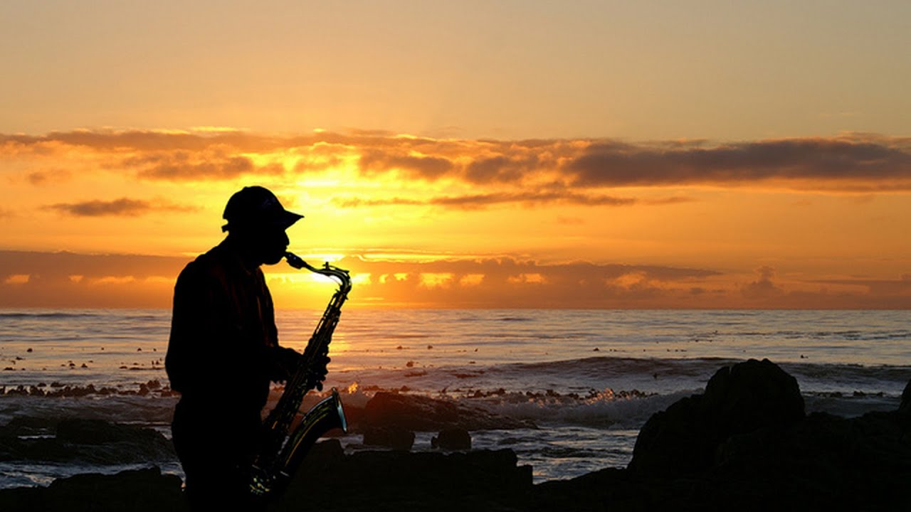 Классный японский саксофон