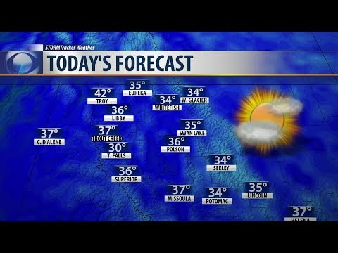 Monday ON DEMAND Weather