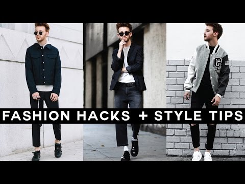 Mens Fashion Hacks + Style Tips for Fall (2016)