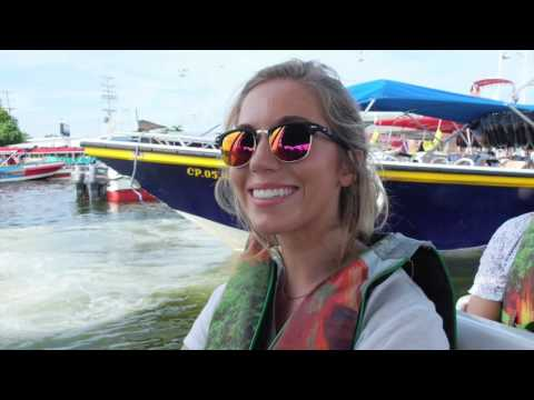 Video Review Volunteer Madison Woods Colombia Cartagena Women Support Program