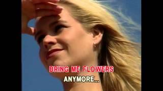 You Don't Bring Me Flowers - Barbra Streisand & Neil Diamond (Karaoke Cover)