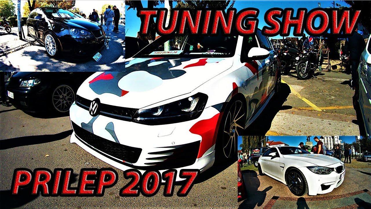 CAR TUNING SHOW PRILEP 2017