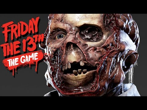 Friday The 13th The Game Gameplay German - Jason is Back