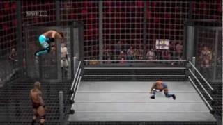 SVR 2011 Elimnation Chamber WWE V TNA Thumbnail