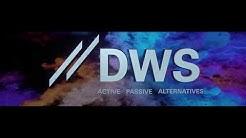 Das DWS-Logo im Wandel der Zeit