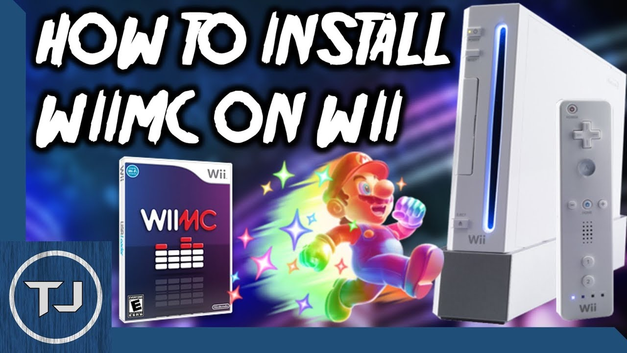 mplayer pour wii