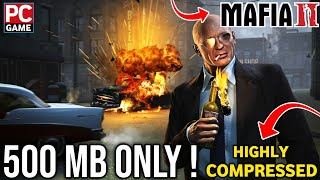 How To Download & Install Mafia 2 For PC | Highly Compressed | With Proof