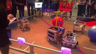 FIRST Tech Challenge 2017 Eindhoven, NL