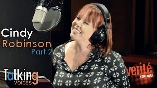 """Talking Voices"" Cindy Robinson Part 2"