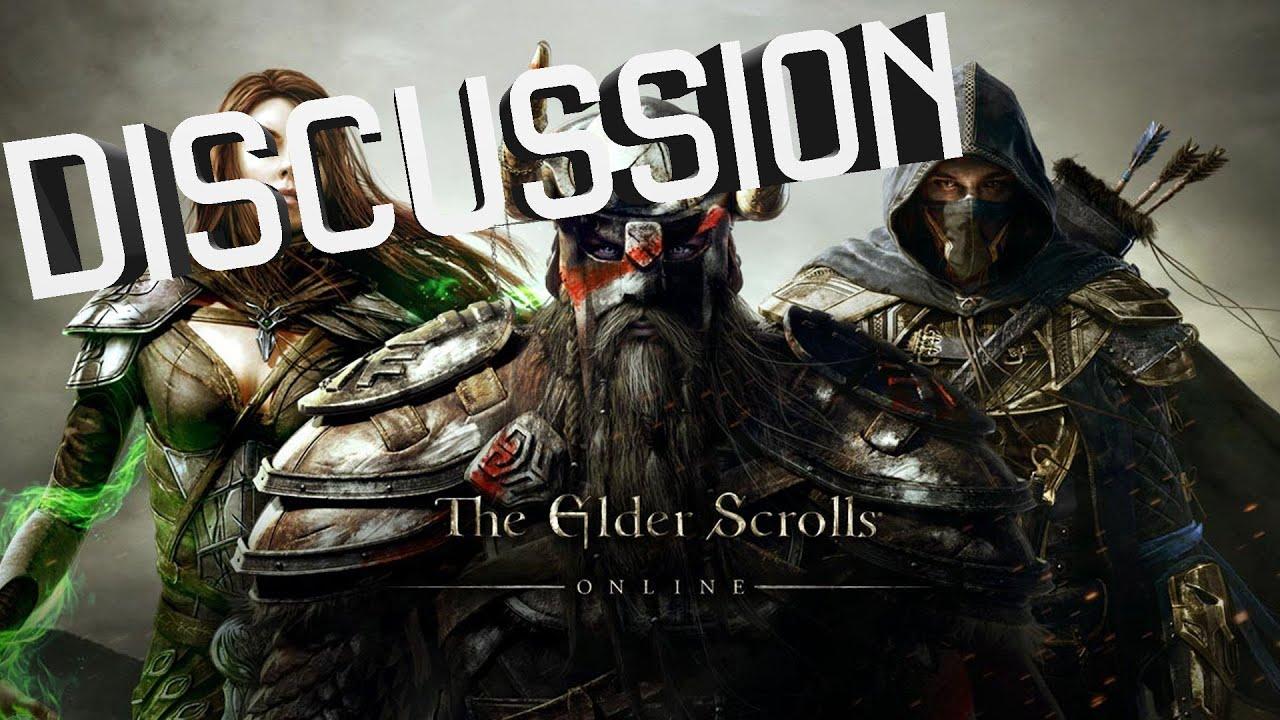 Elder Scrolls Online Forum