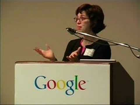 """Verbatim"" - Erin McKean speaks at Google"