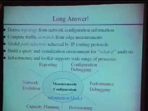 IP Network Traffic Engineering