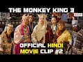 The Monkey King 3 Hindi | Official Movie Clip #2 HD Monkey king fights the Monsters