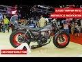 Suzuki VanVan RV125 Cafe Racer | RV125 Bobber motorcycle modification | RV125 locomotive Motorcross