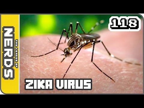 Zika Virus & Conspiracies - TLoNs Podcast #118