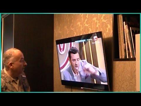 Монтаж телевизора на стену. Настенное крепление, установка в Киеве