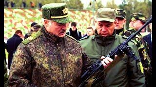 Лукашенко готовиться к ВОЙНЕ?