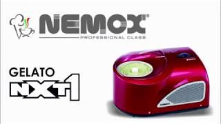 Обзор машины для приготовления мороженого GELATO NXT1 AUTOMATIC