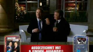 Boston Legal - Season 5 Trailer Deutsch German
