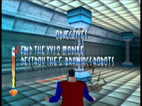 Image result for superman 64 gameplay