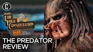 The Predator Movie Review - Collider @ TIFF 2018
