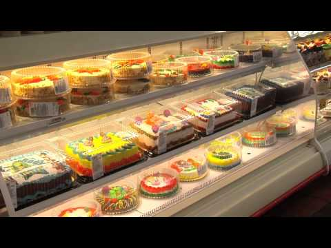 Grocery Bakery Cakes