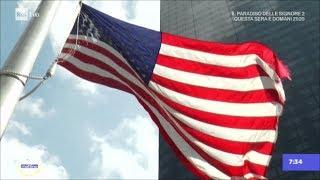 16 anni dall'11 settembre - Unomattina 11/09/2017