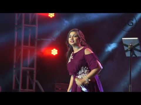 AIIC 6 Alive India In Concert Season 6   Shreya Ghoshal live Part 3