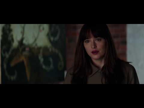 "FIFTY SHADES DARKER Movie Clip ""Leila surprises Ana"" - Dakota Johnson & Bella Heathcote"