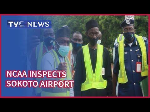 NCAA inspects Sokoto