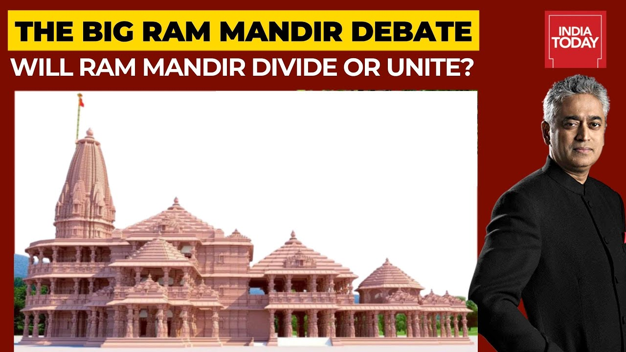 Does Ram Truly Cut Across The Political Divide In India?   News Today With Rajdeep Sardesai
