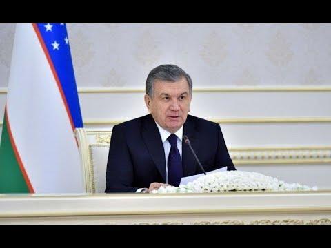 Prezident Shavkat Mirziyoyev 25-fevral kuni gʻalla parvarishiga bagʻishlangan yigʻilish oʻtkazdi
