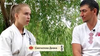 Karate Girl / Синчилова Диана / Интервью